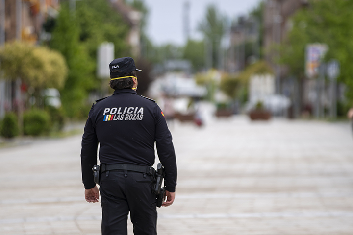 El dispositivo especial Covid de la Policía Local suma 1.000 intervenciones en su primera semana de funcionamiento
