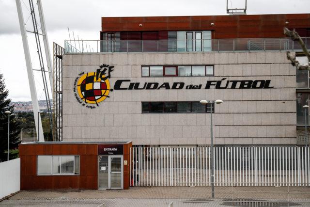 Ciudad del Futbol de Las Rozas