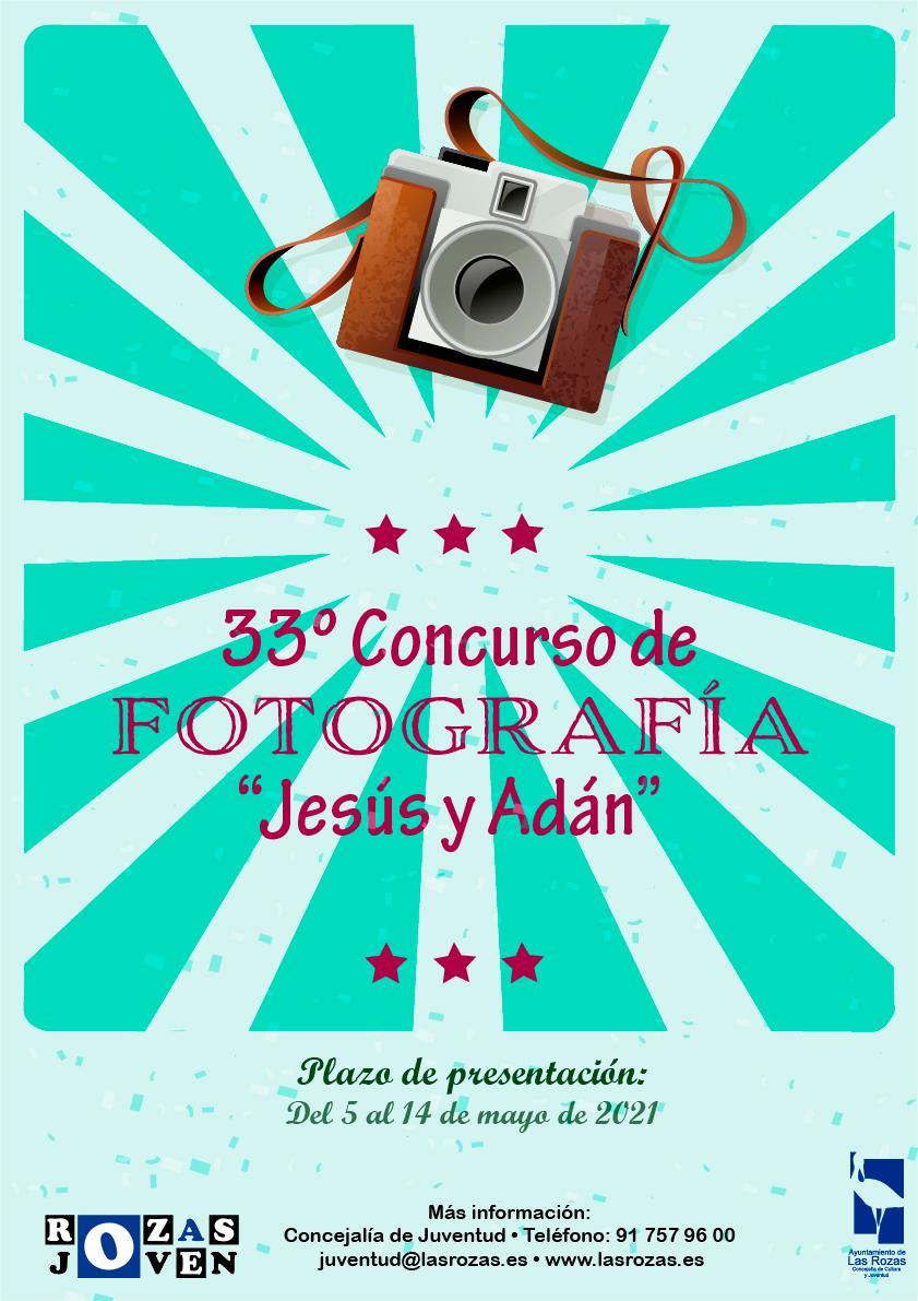 """concurso de Fotografía """"Jesús y Adán"""""""