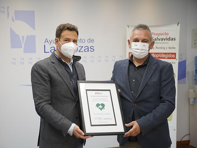 El Ayuntamiento se certifica como Municipio Cardioprotegido