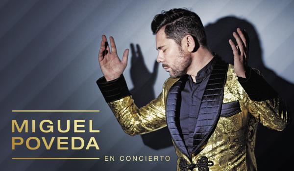 """Miguel Poveda """"En Concierto"""""""