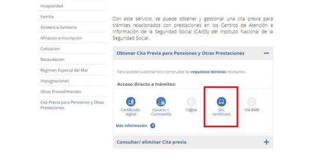 cita-previa-solicitar-carnet-de-pensionista
